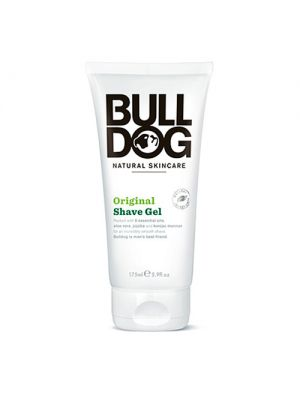 BullDog Smoothing Shaving Gel