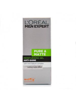 L'Oreal Men Expert Pure and Matte Moisturising Gel