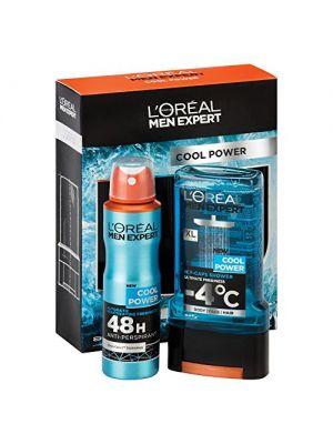 L'Oreal Men Expert Cool Power Gift Set