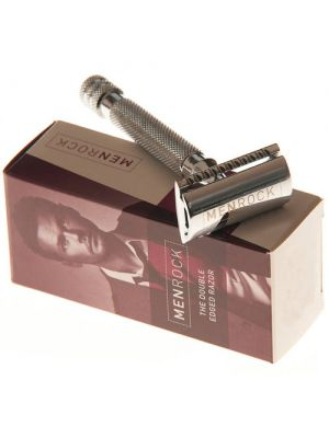 Men Rock Double Edge Razor