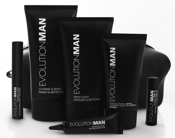 Evolution Man Skincare